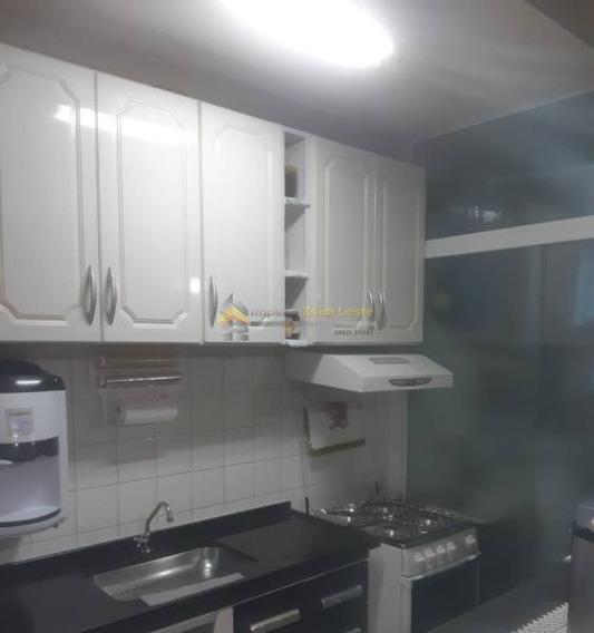 Apartamento Bem Localizado A 650 Metros Da Estação Dom Bosco, Planejados Cozinha/wc. Edifício Agradável. Água/gás No Condomínio. - 3626