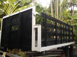 Plataforma Camion 350 Con Barandas Era De Un Triton