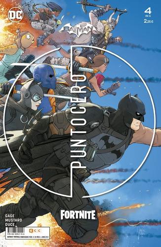 Imagen 1 de 3 de Batman / Fortnite: Punto Cero No. 4