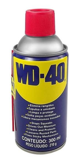 Óleo Lubrificante Anticorrosivo 300 Ml/200g Wd-40