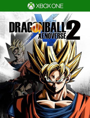 Imagem 1 de 5 de Dragon Ball Xenoverse 2 Xbox One - 100%original (25 Dígitos)