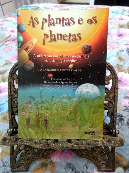 Livro As Plantas E Os Planetas