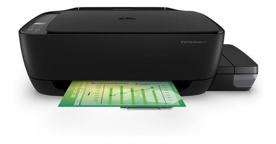 Impresora Aio Hp Ink Tank Wireless 415 Z4b53a
