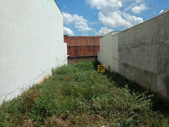 Terreno Residencial À Venda, Jardim Bertoni, Americana. - Te0111