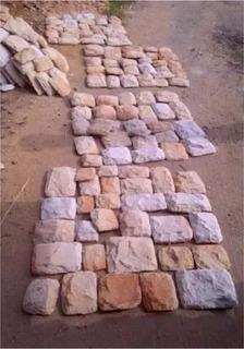 Piedra Laja Marmoteada