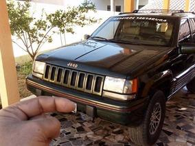 Jeep Grand Cherokee Serie Orvis