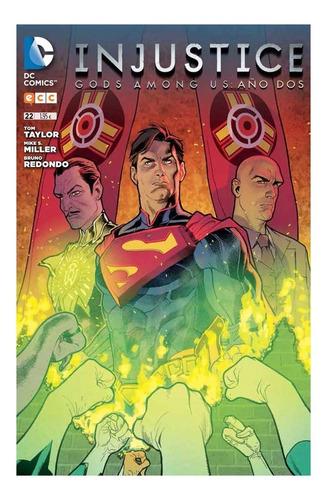 Imagen 1 de 3 de Injustice: Gods Among Us No. 22 / Año Dos