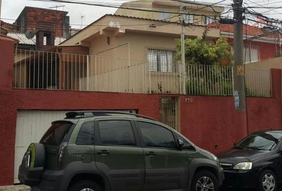 Casa Residencial À Venda, Vila Mendes, São Paulo. - Ca0646