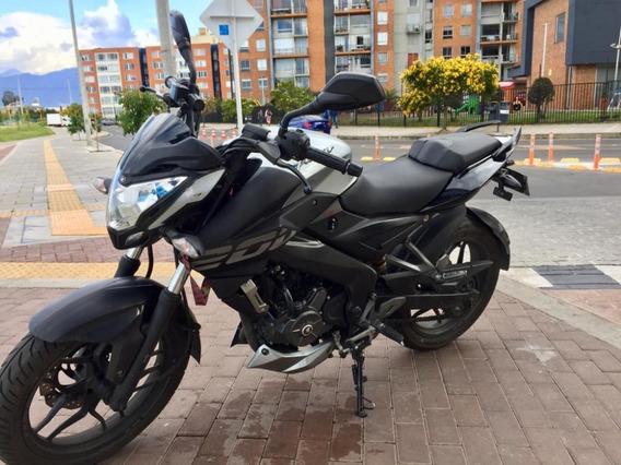Moto Pulsar Ns 200 - Casi Nueva