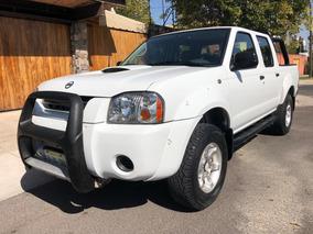 Nissan Frontier Crew Cab Se L4 Ee 4x2 Mt Factura Original