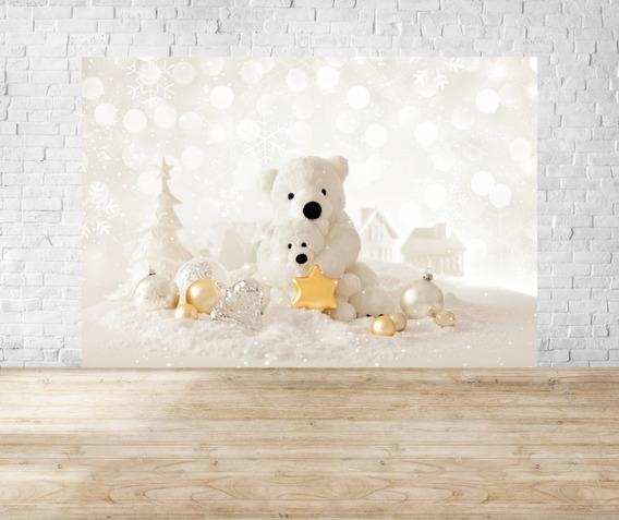 Fundo Fotográfico Em Tecido Newborn Natal 1,50 X 2,20m -nt06