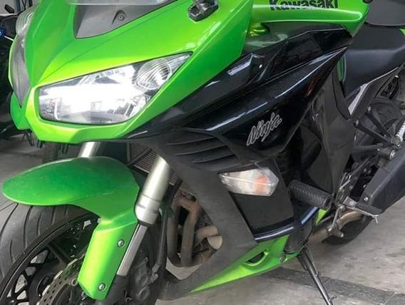Kawasaki Ninja 1000 Troco
