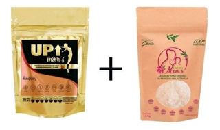 Lacto Moms + Up Mom´s (suplementos P/ Lactancia Y Postparto)