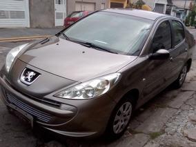 Peugeot 207 Passion 1.4 Xr Flex 4p - Banco De Couro - 2012