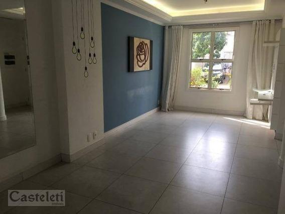Casa Com 3 Dormitórios À Venda, 125 M² Por R$ 630.000 - Jardim Nova Europa - Campinas/sp - Ca2129
