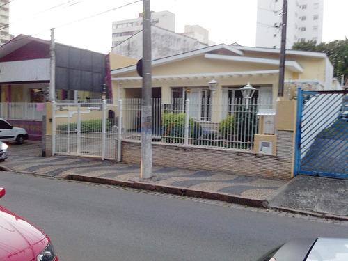 Casa À Venda Em Bosque - Ca215367