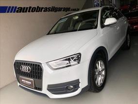 Audi Q3 Q 3 Attraction - Quattro - Branca Com Interna Carame