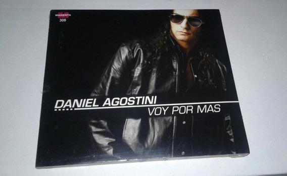 Cd Daniel Agostini Voy Por Mas.