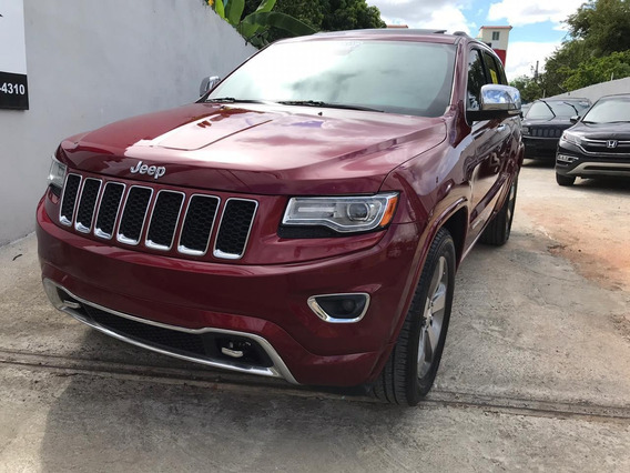 Jeep Cherokee Overland Clin Carfax