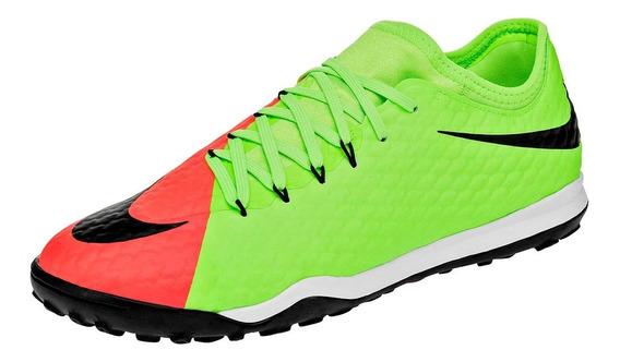 Tenis Hombre Nike Hypervenomx Ii Tf 93558 Envio Gratis Oi19