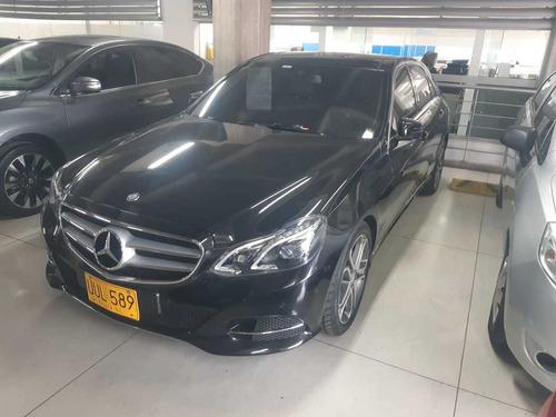 Mercedes Benz Clase E 2.0 At