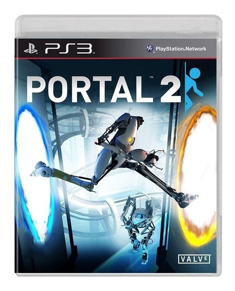 Portal 2 Ps3 Mídia Física Pronta Entrega