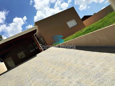 Casa Em Atibaia Para Financiamento Bancário - Ch00533