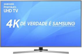 Smart Tv Led 65 Samsung Nu7400 Un65nu7400gxzd Ultra Hd 4k 3