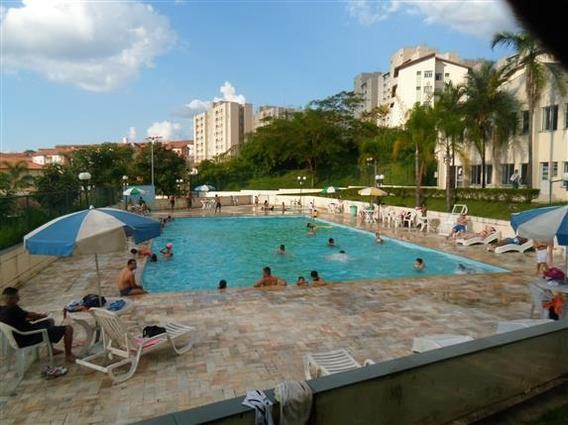 Apartamento Para Venda Por R$180.000,00 - Jardim São Miguel, Ferraz De Vasconcelos / Sp - Bdi20871