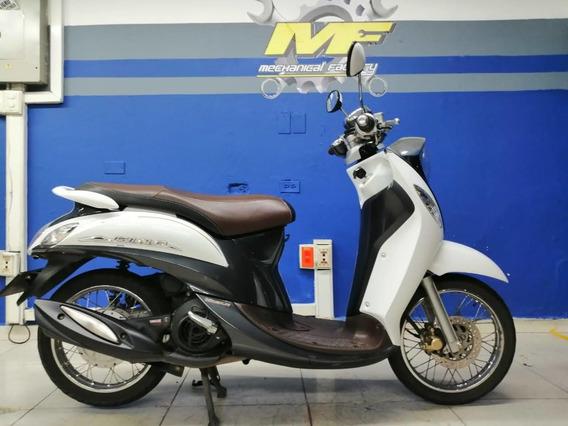 Yamaha Fino 115 2016 Traspaso Incluido!!