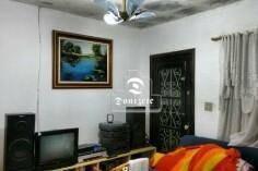 Casa Com 2 Dormitórios À Venda, 128 M² Por R$ 450.000,00 - Vila Humaitá - Santo André/sp - Ca0789