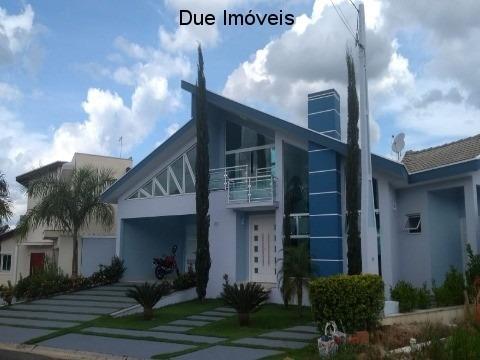Linda Casa No Jardim Dos Lagos - Ca00790 - 3363727