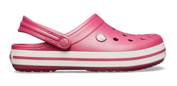 Crocs Crocband 11016 Raspberry - White (1023)