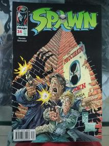 Spawn N° 34 Ed. Abril