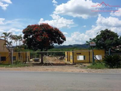 Terreno Residencial À Venda, Parque Dos Coqueiros, Atibaia. - Te0953