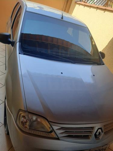 Imagem 1 de 5 de Renault Logan 2009 1.6 Expression Hi-torque 4p
