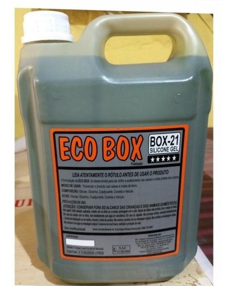 Eco Box Finalizador Chassis 1x4 Diluição 05 Lts Box 21