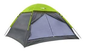 Barraca Camping Impermeável Weekend 3 Pessoas Acampamento