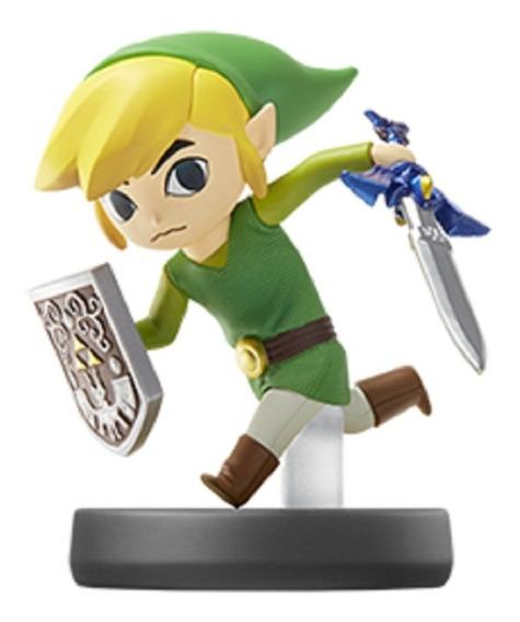 Amiibo Toon Link - Smash Bros - Pronta Entrega