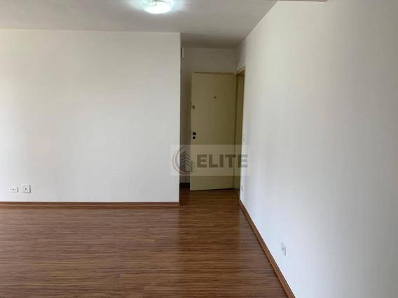 Oportunidade - Excelente Apartamento Com 75m2 - Vila Bastos - 1 Vaga De Garagem. Condominio Baixo Custo. - Ap9648
