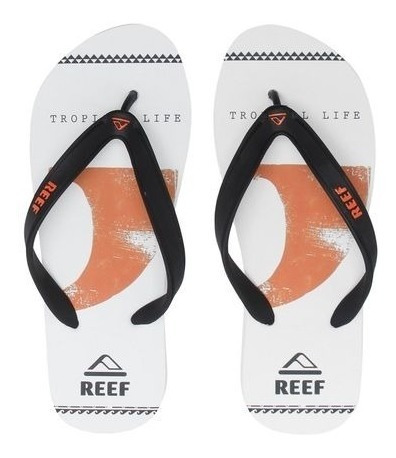 Chinelo Switchfoot Kell Ultra Resistente 100% Original Reef
