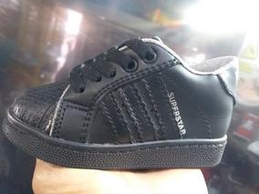 f076f9aa9 Zapatos adidas Superstar Para Niños Y Niñas