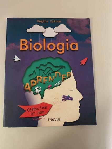 Livro: Biologia Aprender - Ed. Enovus