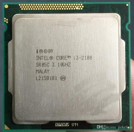 Processador I3 2100 @3.1ghz
