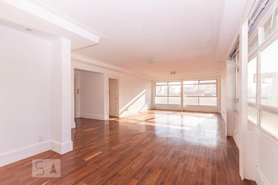 Apartamento Para Aluguel - Higienópolis, 3 Quartos, 190 - 893071664