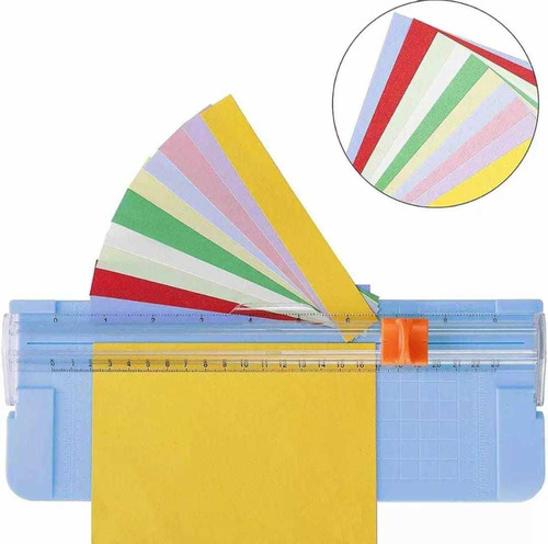 Imagen 1 de 3 de Guillotina Plástico Manual