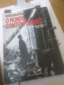 Livro O Mundo Contemporâneo