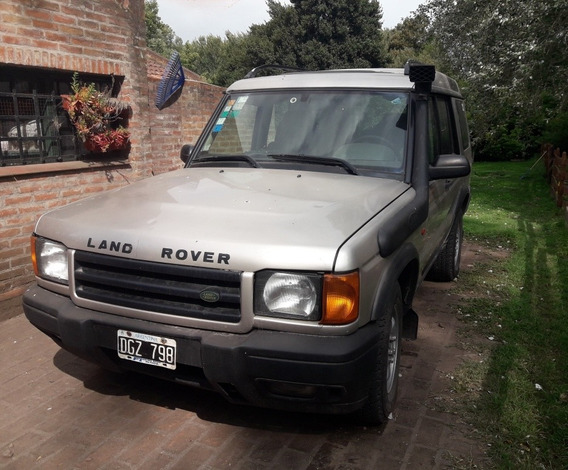 Land Rover Discovery 2.5 Td