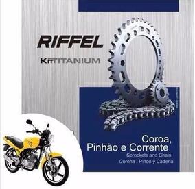 Kit Relação Dafra Speed 150 (08-09) (transmissão) 91046