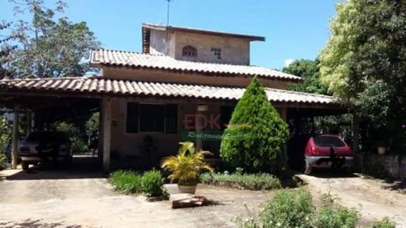 Chácara Com 1 Dormitório À Venda, 1500 M² Por R$ 500.000,00 - São Gonçalo - Taubaté/sp - Ch0132